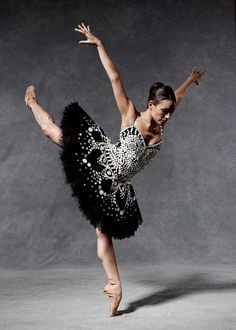 Tutu designed by Moschino for the English National #ballet