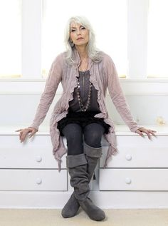 """""""There's a certain grace in accepting what your life is and embracing all the good things that have been - but there's still an expectation of good things to come. Not necessarily what you expected."""" Emmylou Harris"""