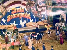Dixie Stampede in Pigeon Forge! An awesome place to eat and a great show! I love the horses.
