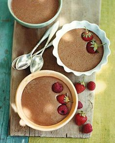 Milk Chocolate Creams | Martha Stewart