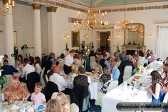 Wedding Breakfast at The George Hotel, Lichfield