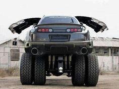 Lifted JZA80