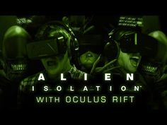 How Scary Is Alien: Isolation With Oculus Rift? *EXPLICIT* - YouTube