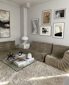 Living Room Decor, Living Spaces, Bedroom Decor, Home Interior Design, Interior Architecture, Interior Livingroom, Casa Patio, My New Room, Cheap Home Decor