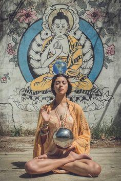Religious street art photography inspiration. Symbolism