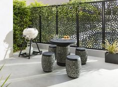 Small Space Chic - Outdoor Inspiration package at Bunnings Warehouse