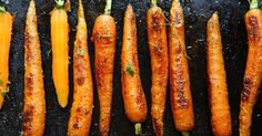 Recette de Carottes minceur rôties au parmesan. Facile et rapide à réaliser, goûteuse et diététique. Ingrédients, préparation et recettes associées.