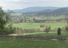 The beautiful Sumava Hills look like paradise on earth. Republic Pictures, Magical Forest, Paradise On Earth, European Countries, My Heritage, Mountain Range, Czech Republic, To Go, Southern