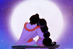 Aladdin & Jasmine <3