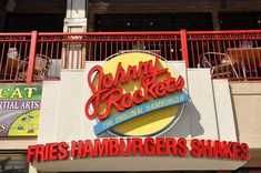 Johnny Rockets in Gatlinburg