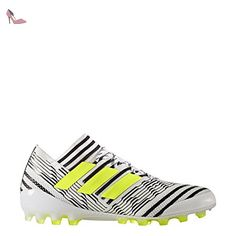 low priced ac88f c17d1 Adidas Nemeziz 17.1 Ag, Chaussures de Football Homme, Multicolore (Ftwr  White Solar