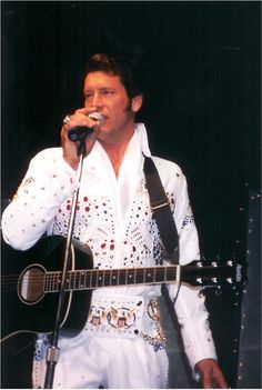 Patrick Johnson Elvis Tribute artist