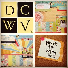 Pin it to win it! DCWV's newest stacks: Sweet Tangerine & Sky's the Limit Stacks! Watch the video here! http://dcwvinc.blogspot.com/2013/08/video-sweet-tangerine-skys-limit-stacks.html