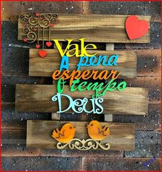Diy Home Crafts, Wood Crafts, Diy Home Decor, Arte Pallet, Name Plates For Home, Decoupage Art, Art Clipart, Flower Frame, Crafts For Teens
