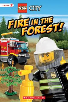 Fire in the Forest! Scholastic Readers: Lego