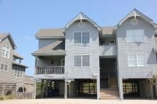 Southern Shores, NC Oceanfront Rental | ISLAND PARADISE