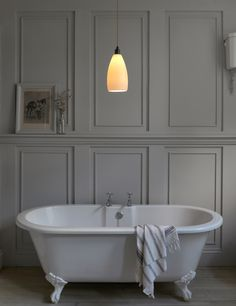 Bathroom Lighting, rated, supplied and beautifully created by Fritz Fryer Lighting Lowes Bathroom Lighting, Led Bathroom Lights, Bathroom Pendant Lighting, Home Depot Bathroom, Bathroom Light Fixtures, Pendant Lights, Shower Lighting, Bathroom Tile Designs, Bathroom Interior Design