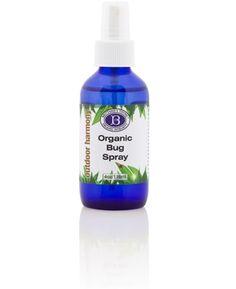 Brittanie's Thyme Organic Bug Spray