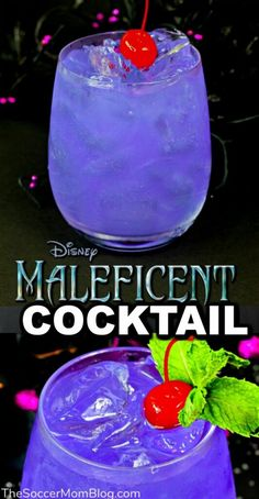 Vicious Halloween punch This shimmering Halloween cocktail from Malefic .Vicious Halloween punch This shimmering Halloween cocktail from Maleficent is an absolute eye-catcher and guarantees a hit at every party! The most stunning Disney cocktail ever! Disney Cocktails, Halloween Party Drinks, Holiday Drinks, Disney Alcoholic Drinks, Halloween Punch Alcohol, Halloween Alcoholic Drinks, Fall Drinks, Disney Mixed Drinks, Summer Drinks
