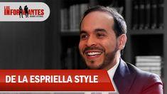 El dinero se hace, pero con el estilo se nace: Abelardo De La Espriella ... Fictional Characters, Lawyer, Interview, Money, Style, Fantasy Characters