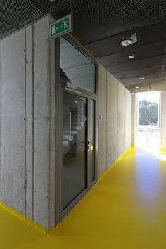 Sports Hall in Poznan,Courtesy of Neostudio Architekci