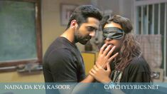 Naina Da Kya Kasoor Lyrics – Andhadhun: This is an Andhadhun movie song that features Ayushmann Khurrana in the lead role. This song is sung and composed by Amit Trivedi and written by the lyricist Jaideep Sahni. New Lyrics, Song Lyrics, Richest Actors, Movie Songs, Movies, Film Big, National Film Awards, Actors Images, Romantic Songs