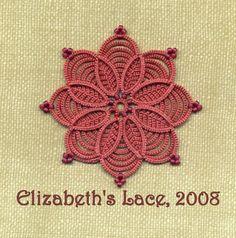 Elizabeth's Lace: Motif Twenty