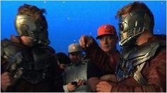 'Guardianes de la Galaxia Vol. 2': Chris Pratt anuncia el fin del rodaje con una imagen junto a su doble