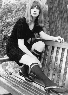 Jane Birkin 1960's
