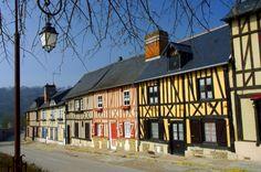 Le Bec-Hellouin, Haute-Normandie