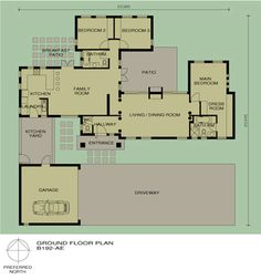 Plan house in south africa