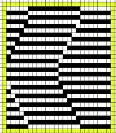 Illusion/Shadow Knitting DIY