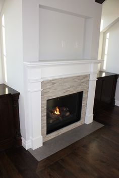 1000 Images About Faux Stone Electric Fireplace On
