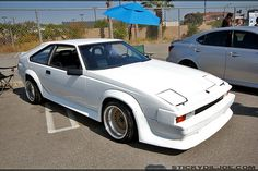 white mk2 supra - Google Search