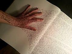 "teachingliteracy: "" The power of writing by SaraGray "" http://saragray.deviantart.com/art/The-power-of-writing-500539959"