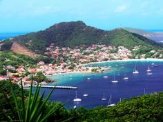 Les Saintes Bay : 13 Gorgeous Reasons to Visit the Guadeloupe Islands : TravelChannel.com