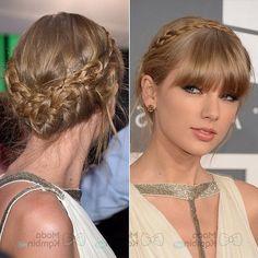 #frauen #frisuren #hairstyle #saçmodelleri #saç #düğün #nişan #abiye