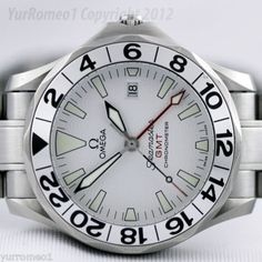 You love watches like this? The don't miss out those incredible offers and click on the picture! #omega