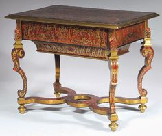 1000 images about louis xiv style baroque on pinterest - Table basse louis xiv ...