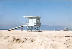 N. Pier Lifeguard Station...Hermosa Beach... :-)