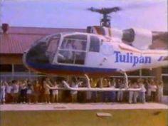 El helicóptero de Tulipán