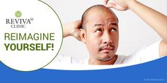 Re-imagine your looks after a successful hair transplant and living with the confidence.