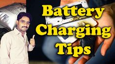 Smartphone Battery Charging Tips | Top Smartphone Battery Myths Cleared