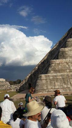 Equinoccio de primavera 2014 Chichen itza - Mexico