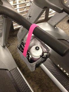 Lil carry all caddy at the gym :)  www.mythirtyone.com/346337
