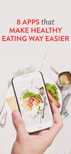 8 healthy eating apps to try  now