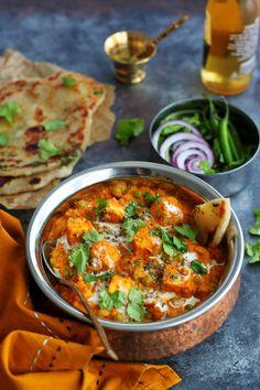 Creamy, Restaurant-Style Matar Paneer – K.O Rasoi