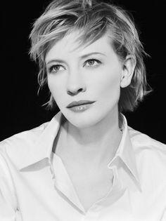 Cate Blanchett, Fairlady Magazine '2001