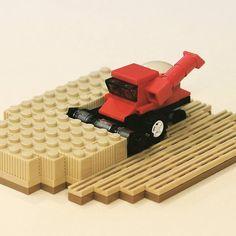 Micro scale combine | jasonallemann