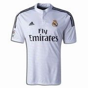 2014/15 Real Madrid Home Soccer Jersey shirt